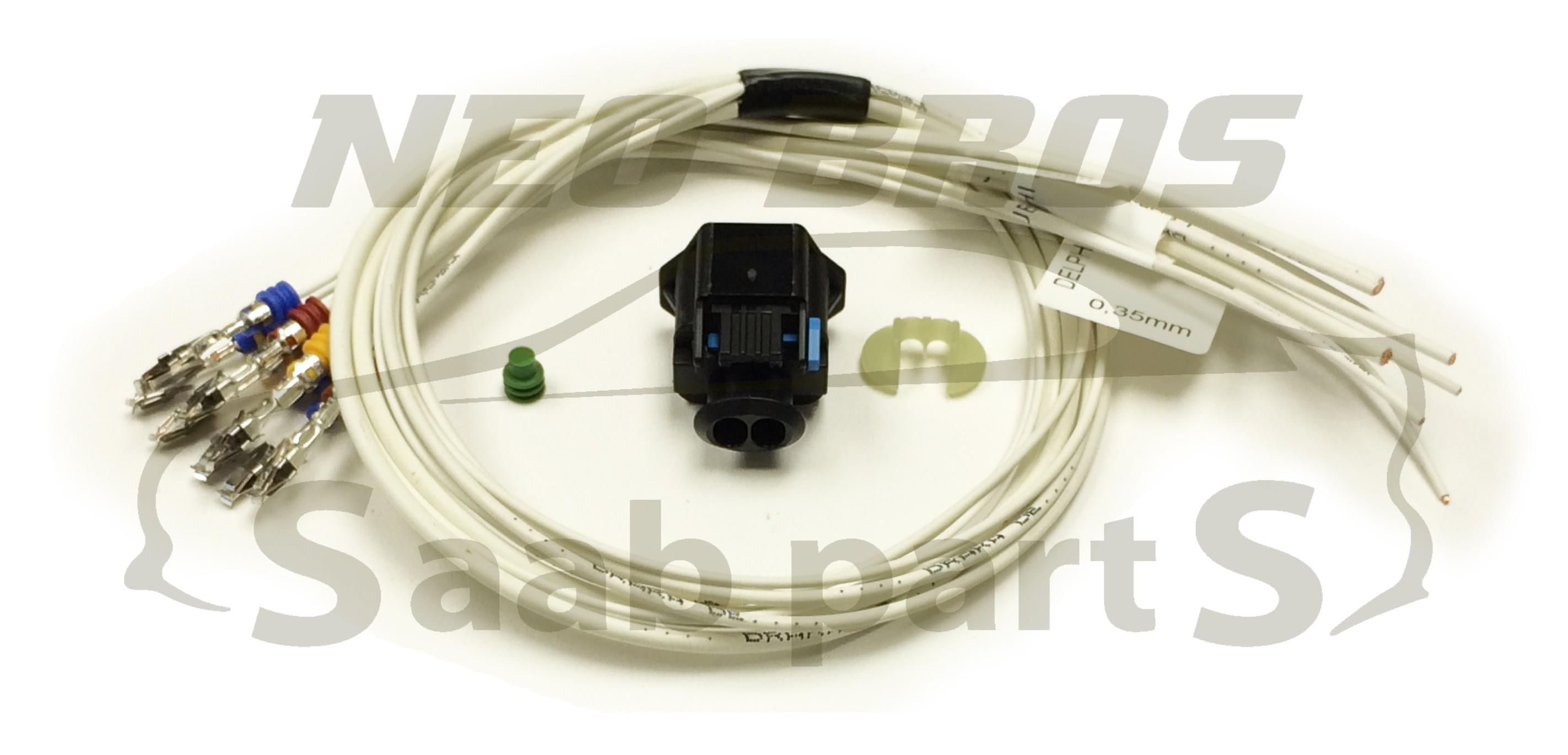 Saab diesel v z dth injector wiring