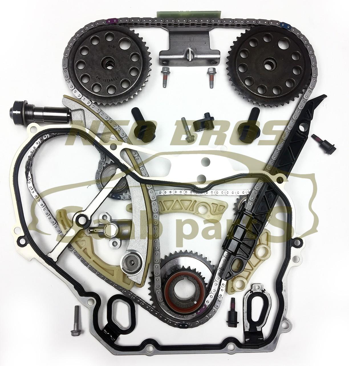 Turbo Kit Opel Vectra: VAUXHALL VECTRA C SIGNUM 2.0T Z20NET FULL ENGINE TIMING