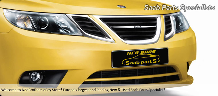 Neo Brothers Saab Parts Specialist