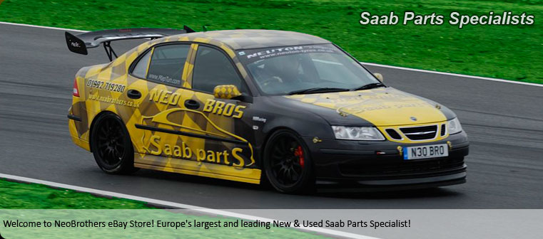 Saab Service Workshop
