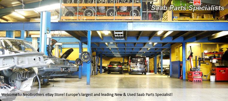 Saab Breaker Dismantler